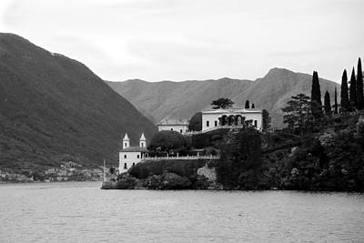Photograph - Lake Como 11 by Andrew Fare