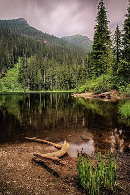 Photograph - Lake Elizabeth by Charlie Duncan