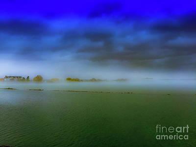 Photograph - Lake Fog by William Norton
