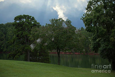 Photograph - Lake Hartwell Memories by Dale Powell