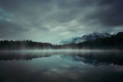 Photograph - Lake Herbert by Songquan Deng