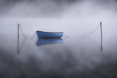 Llyn Padarn Photograph - Lake Llyn Padarn - Wales by Joana Kruse