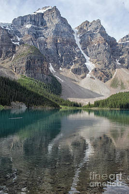 Photograph - Lake Maligne by Patricia Hofmeester