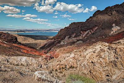 Photograph - Lake Mead by Peter Lakomy