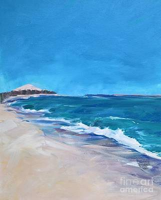 Painting - Lake Michigan by Lisa Dionne
