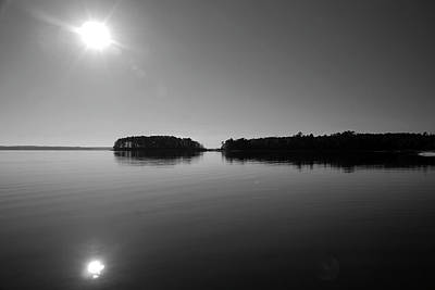 Photograph - Lake Sam Rayburn by Max Mullins