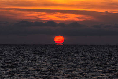 Tecumseh Photograph - Lake St. Clair Sunrise by Cale Best