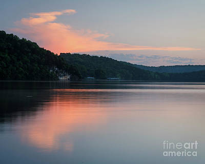 Photograph - Lake Sunrise by Dennis Hedberg