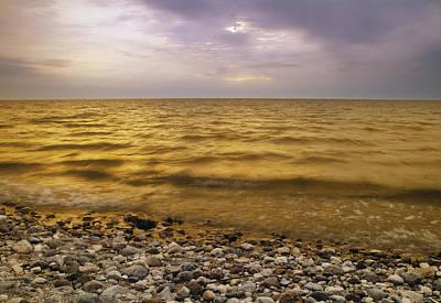 Without People Photograph - Lake Winnipeg, Manitoba, Canada by Darwin Wiggett