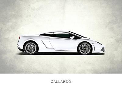 Photograph - Lamborghini Gallardo by Mark Rogan