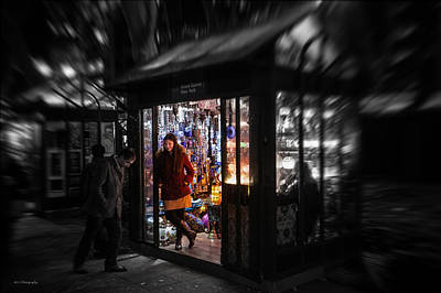 Photograph - Lamp Shop by Ross Henton