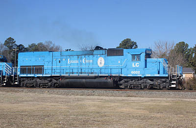 Photograph - Lancaster And Chester Rr 6002 H by Joseph C Hinson Photography
