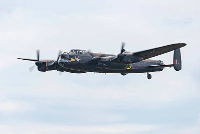 Photograph - Lancaster Pa474 As Ar-l  by Gary Eason