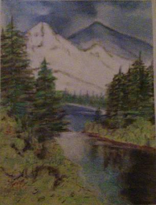 Painting - Landscape by Helen Vanterpool