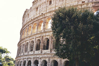 Photograph - Largest Amphitheatre by JAMART Photography