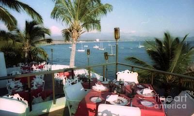 Hada Photograph - Las Hadas Resort Mexico by Ted Pollard