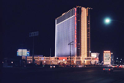 Tropicana Las Vegas Photograph - Las Vegas 1980 #3 by Frank Romeo