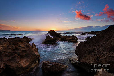 Photograph - Last Light Over Paradise by Mike Dawson