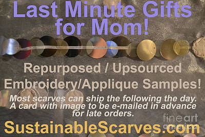 Photograph - Last Minute Gifts For Mom Flyer by Heather Kirk