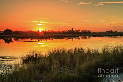 Photograph - Last Of The Sun by Robert Bales