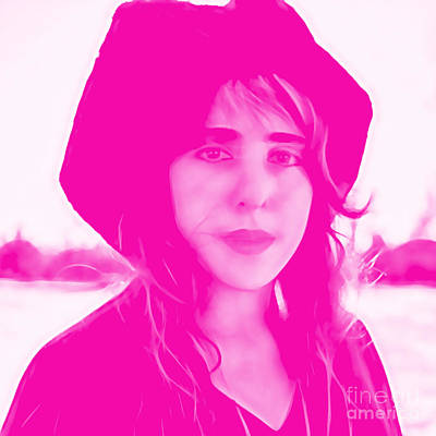 Laura Nyro Collection Art Print by Marvin Blaine