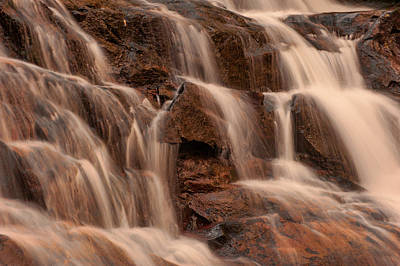 Photograph - Laurel Falls by Brenda Jacobs