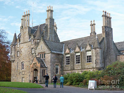Photograph - Lauriston Castle by Rod Jones