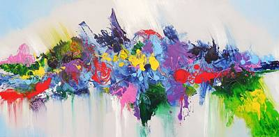 Painting - Le Bouquet by Skye Taylor