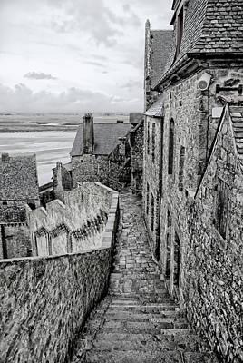 Photograph - Le Mont-saint-michel by Hugh Smith