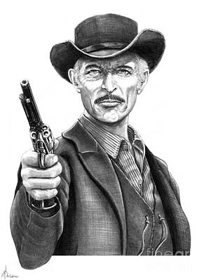 Lee Van Cleef Original by Murphy Elliott