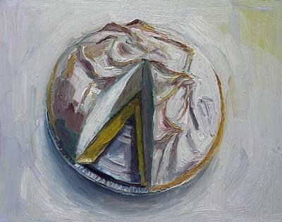Lemon Meringue Pie Art Print by John Kilduff