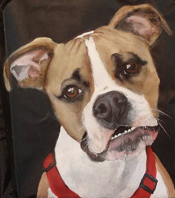Painting - Leo by Carol Russell