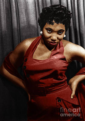 Photograph - Leontyne Price by Granger