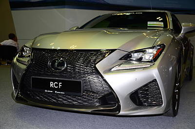 Photograph - Lexus Rcf by Chua  ChinLeng