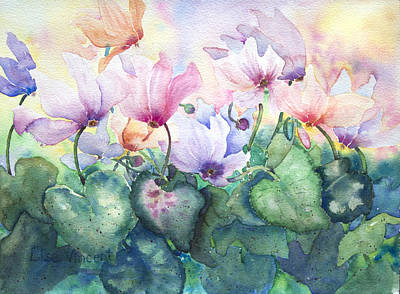 Painting - Happy Times by Lisa Vincent