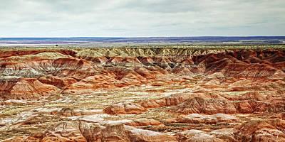 Light On The Painted Desert Original