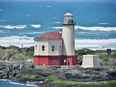 Photograph - Lighthouse  by Marilyn Diaz