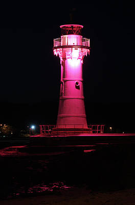 Photograph - Lighthouse Nsw Australia by Cheryl Hall