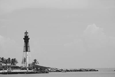 Photograph - Lighthouse Point by Rob Hans