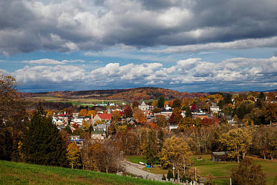 Photograph - Ligonier Valley by April Reppucci