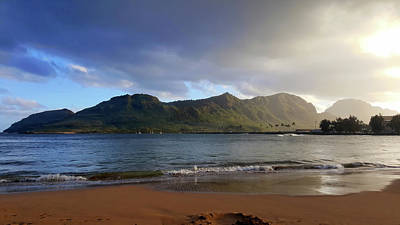 Photograph - Lihue by Eric Wiles
