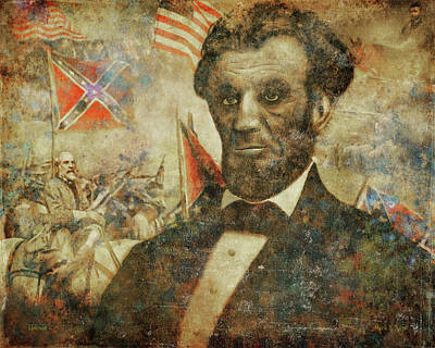Photograph - Lincoln by Mark Allen