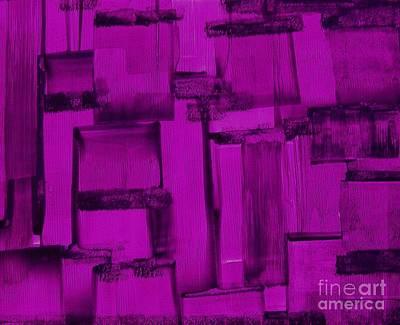 Lingerie Art Print by Marsha Heiken