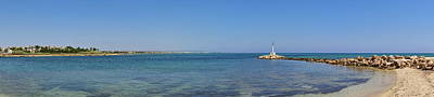 Photograph - Liopetri Beach by Jouko Lehto