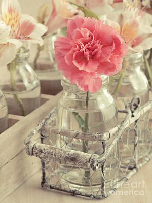 Photograph - Little Flowers by Edward Fielding