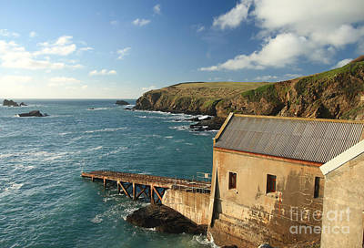 Kernow Photograph - Lizard Point by Carl Whitfield