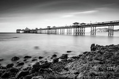 Photograph - Llandudno Pier by Adrian Evans