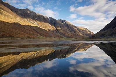 Photograph - Loch Achtrocitan by Stephen Taylor