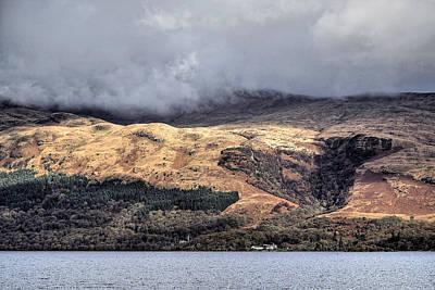 Photograph - Loch Lomond by Jeremy Lavender Photography