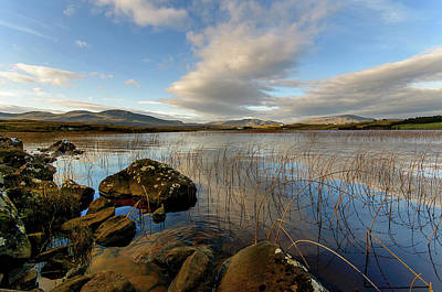 Scottish Landscape Photograph - Loch Mealt by Smart Aviation